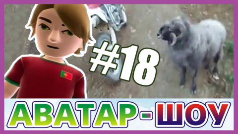 Смешное Видео Про Барана. «Аватар-Шоу». Выпуск #18.