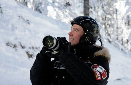 Дмитрию Медведеву хотят показать «омолаживающую пещеру» в Карелии