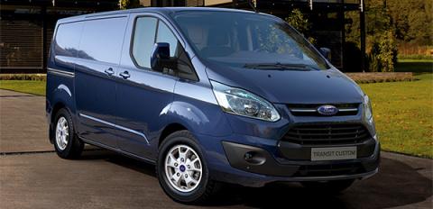 Ford привезет в Россию Trans…