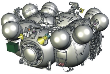 """Ракета """"Союз-СТ-Б"""" вывела на орбиту космический телескоп """"Гайя"""" Европейского космического агентства."""