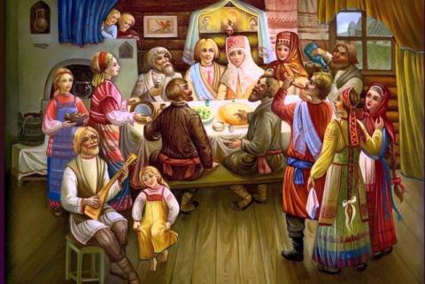 Свадьба на Масленицу - обычаи и приметы. Славянские обряды на Масленицу для привлечения удачи и достатка