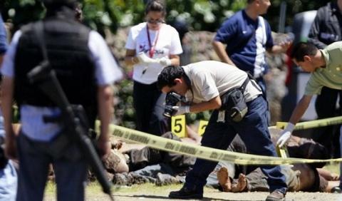 ВМексике убит один изсамых…