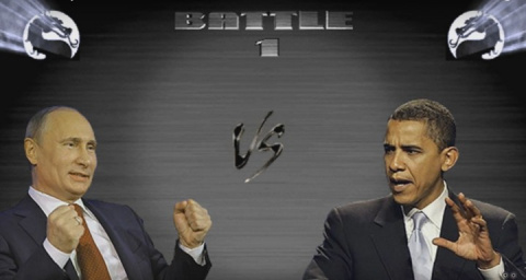Последнее Противостояние с Обамой