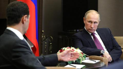 """""""Путину некого бояться"""""""