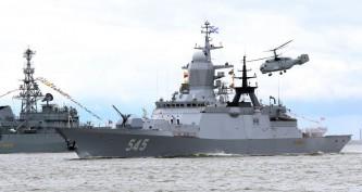 Украинский адмирал: Россия с…