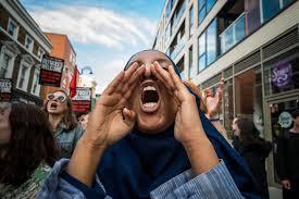 Мигранты в Великобритании: Белые должны убраться из этой страны