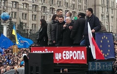 Польско - украинское противостояние