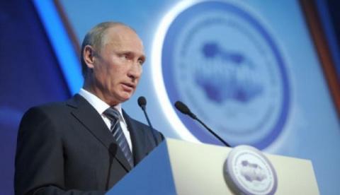 """Путин призвал """"читать по губ…"""