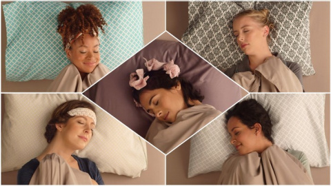 8 простых укладок на ночь, чтобы утром проснуться с шикарной причёской