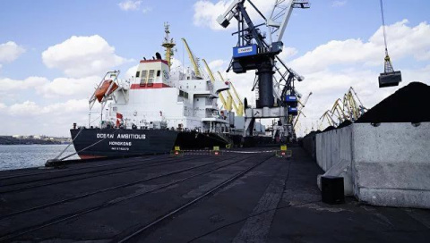 «Пенсильванский уголь» будут возить на Украину из Новороссийска?