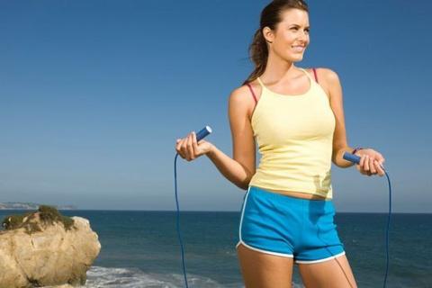 Упражнения со скакалкой для сердечнососудистой системы