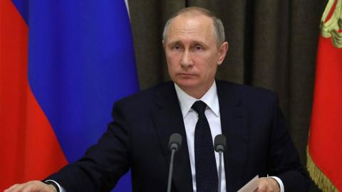 Путин и Макрон договорились …