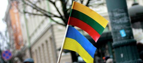 Литва хочет сделать Украину …