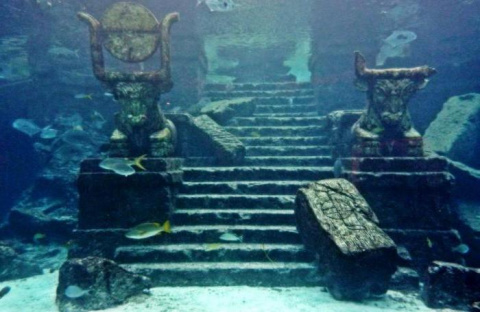 В Японии обнаружили подводны…