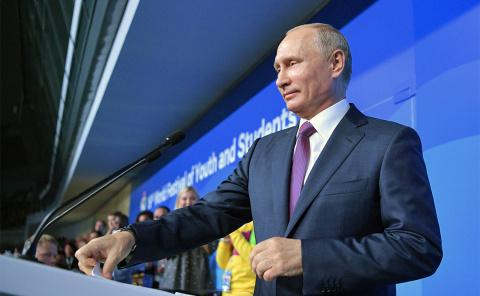 Путин заявил о намерении вер…