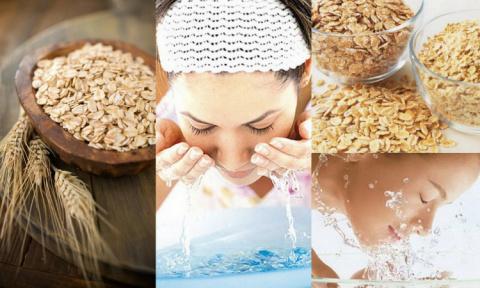 Умывание овсянкой - простая домашняя процедура для идеальной кожи!