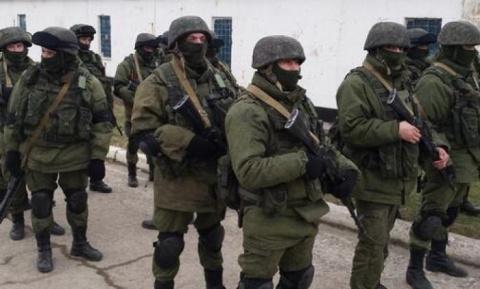Российские десантники в Крыму вызвали переполох в Киеве и НАТО