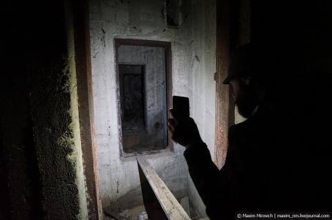 Прогулка по бывшему ядерному бункеру и секретной зенитно-ракетной части под Варшавой