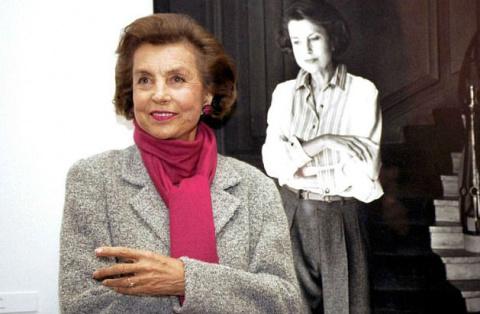 Самая богатая женщина в мире Лилиан Беттанкур умерла в возрасте 94 лет