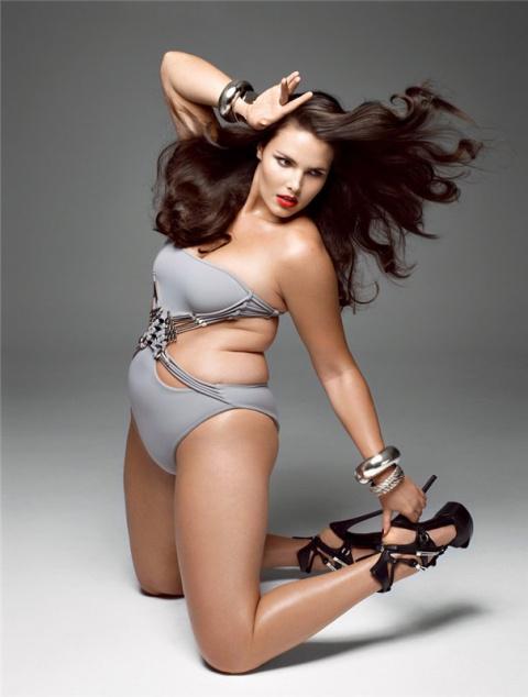 """""""Не толстушки, а женщины шикарных размеров"""""""