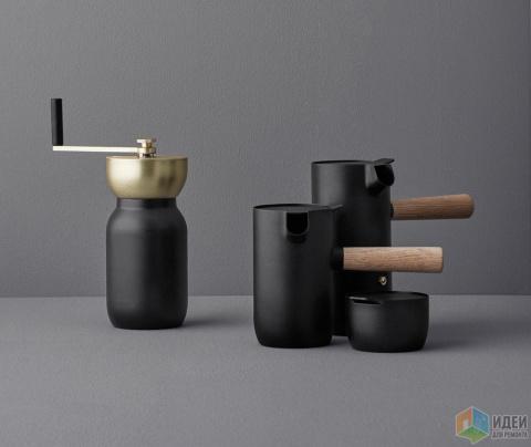 Стильный набор для кофе