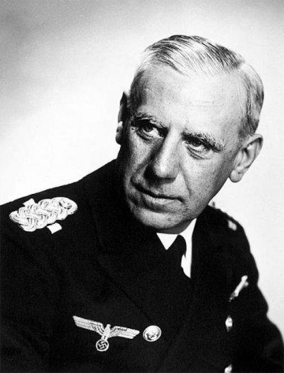Адмирал Канарис - гений германской разведки