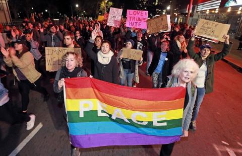 Убрать ЛГБТ из ВЛАСТИ!