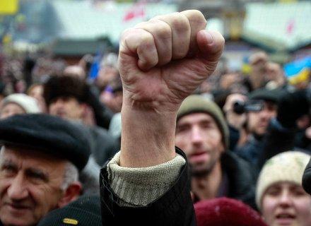 Москвичи провели акцию проти…