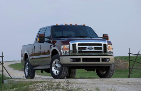 Дизельный скандал догнал Ford