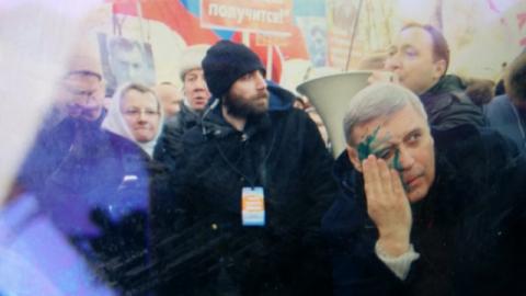 Марш памяти Немцова возглави…