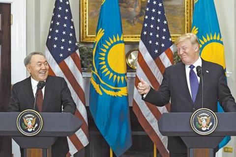 Коварство Елбасы: От кого ищет защиты за океаном Нурсултан Назарбаев?