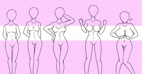 Вот какой размер груди нравится мужчинам больше всего
