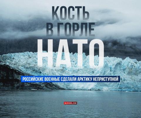 Кость в горле НАТО. Российск…