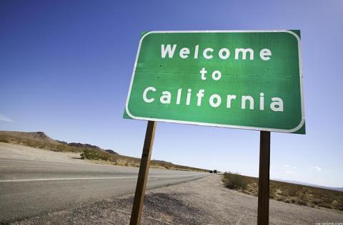 Калифорния запретила своим ж…