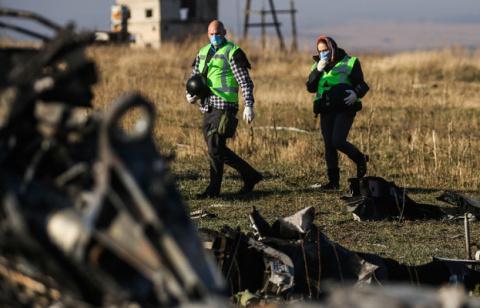 Катастрофа MH17: Россия счит…