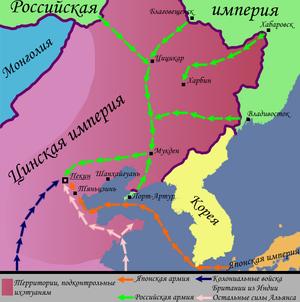 В этот день наши войска взяли Пекин - а могли бы и весь Китай - за 2,5 века до этого...