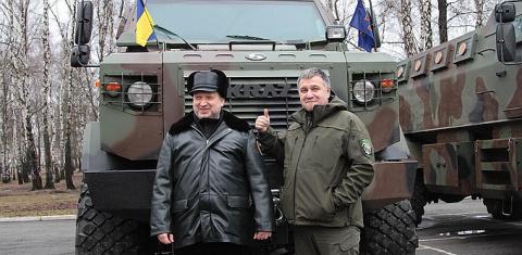 В Москве обсуждается ликвидация Турчинова и Авакова