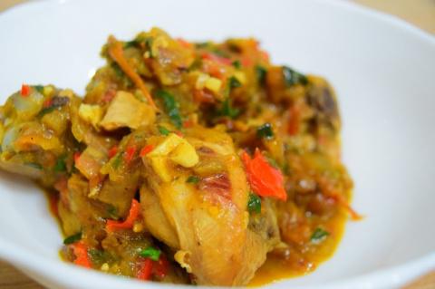Готовим чахохбили: невероятно вкусный рецепт