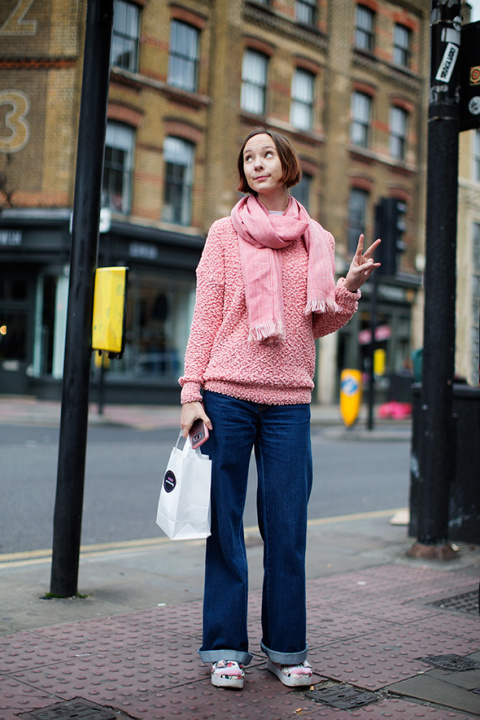 On the Street…Shoreditch, London