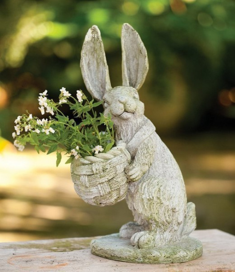Коллекция садовых фигурок