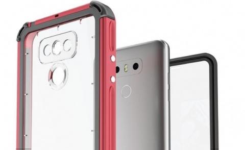 Производитель чехлов показал LG G6
