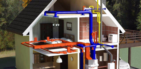 Конструируем систему отопления в загородном доме. С чего начать?