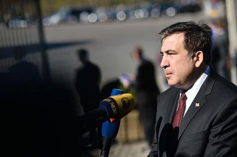 Суд оштрафовал Саакашвили за…
