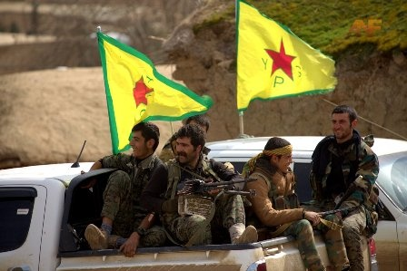Командующий YPG: штурм Ракки…