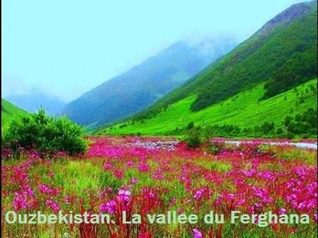Узбекистан. Ферганская долина