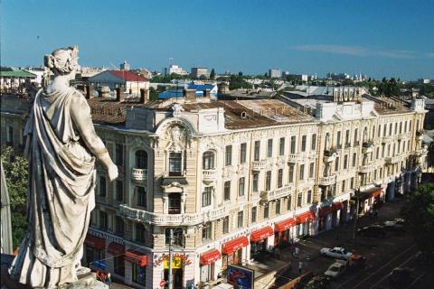 Одесса бросает вызов режиму Порошенко