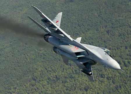 Экипажи ВВС испытали «электронный полигон» под Воронежем