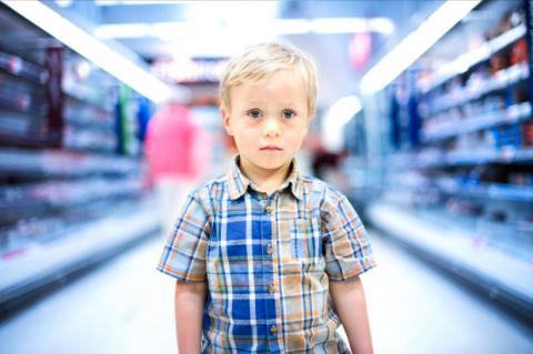 Инструкция для ребенка: что делать, если ты потерялся. 10 детских игр со всего света