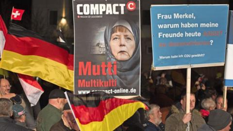 Возглавит ли Меркель Германию вновь?