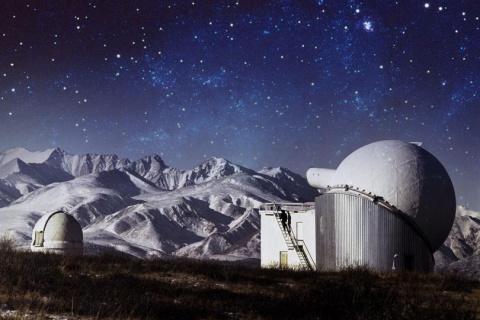Новый российский телескоп от…